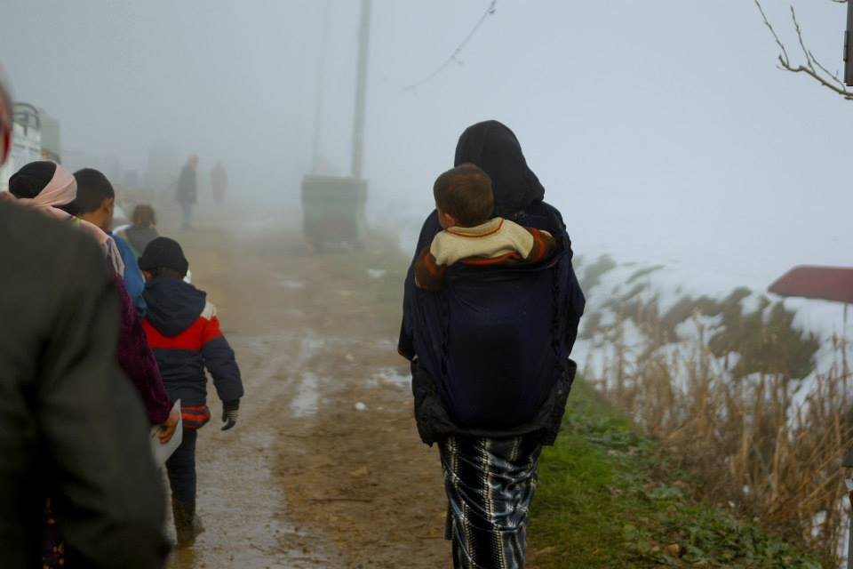 Report On Arbitrary Deportation of Syrian Refugees in Lebanon